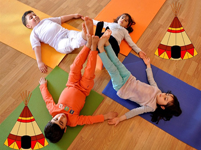چگونه یوگا به مدیریت هیجانات در کودکان کمک می کند