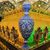 تصاویر قبر مطهر حضرت ابوالفضل