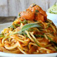 طرز تهیه اسپاگتی ساده