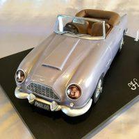 کیک تولد پسرانه ماشین در مدلهای جدید
