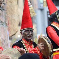 حاجی فیروز آداب و رسوم محلی همدان