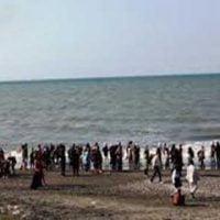 رسم به دریا رفتن در استان هرمزگان