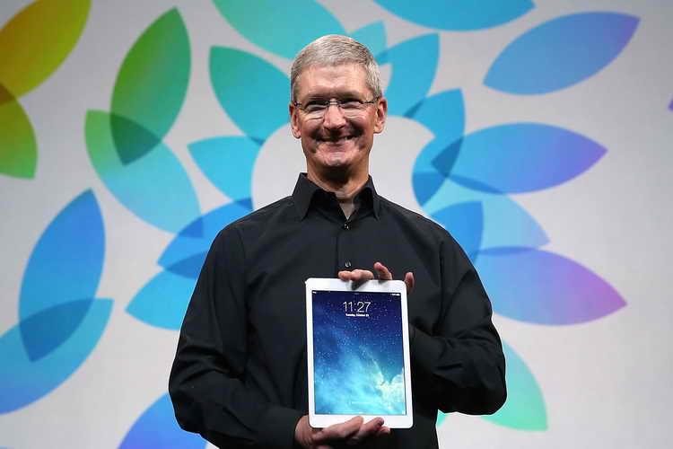 بیوگرافی تیم کوک، مدیر عامل اپل