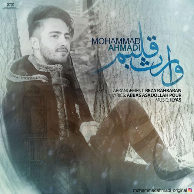 دانلود آهنگ محمد احمدی به نام وارث قلبم