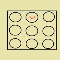 تست هوش کدام دایره خالی می ماند؟