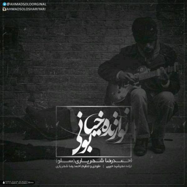 دانلود آهنگ احمد سلو به نام نوازنده خیابونی