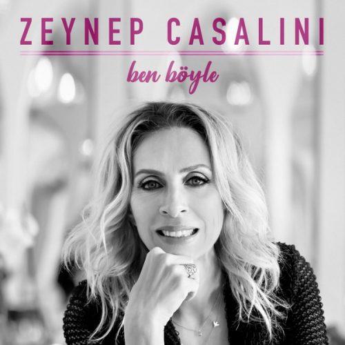 دانلود آهنگ ترکی Zeynep Casalini به نام Ben Boyle
