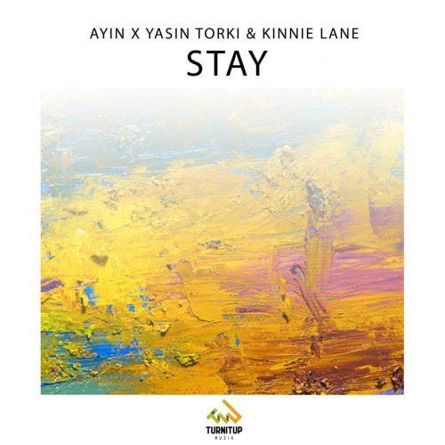 دانلود آهنگ یاسین ترکی و Ayin & Kinnie Lane به نام Stay
