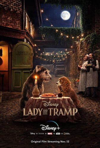 دانلود دوبله فارسی فیلم لیدی و ترمپ Lady and the Tramp 2019