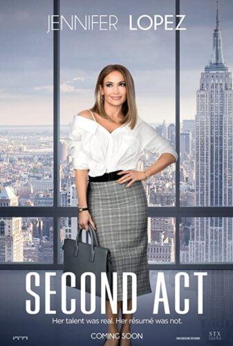 دانلود فیلم دوباره با دوبله فارسی Second Act 2019
