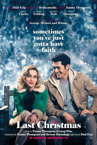 دانلود فیلم کریسمس پیشین Last Christmas 2019