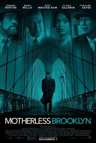 دانلود فیلم بروکلین بی مادر با دوبله فارسی Motherless Brooklyn 2019
