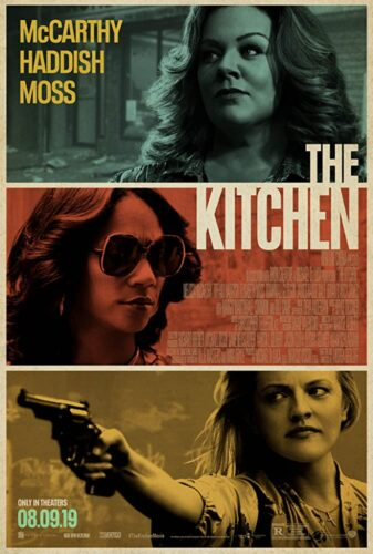 دانلود فیلم آشپزخانه با دوبله فارسی The Kitchen 2019
