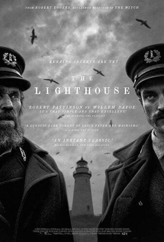 دانلود فیلم فانوس دریایی با دوبله فارسی The Lighthouse 2019