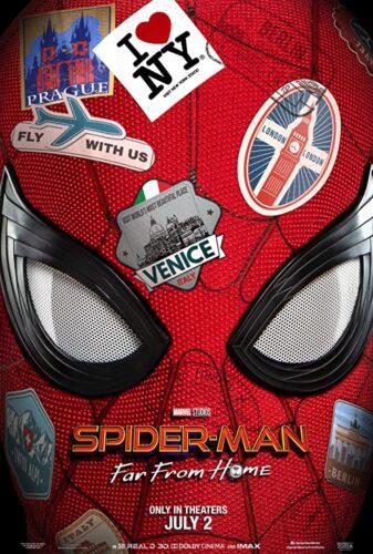 دانلود فیلم مرد عنکبوتی: دور از خانه ۲۰۱۹ با دوبله فارسی