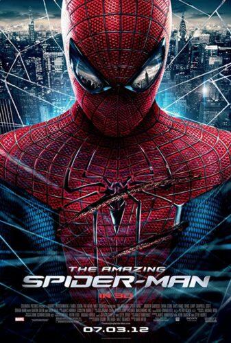 دانلود دوبله فارسی فیلم The Amazing Spider-Man 2012