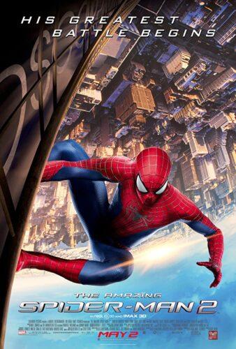 دانلود دوبله فارسی فیلم The Amazing Spider-Man 2 2014