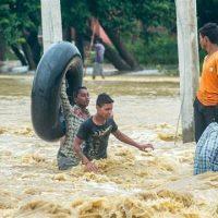 کشته شدن ۶۰۰ تن در سیلابهای اخیر هند