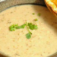 طرز تهیه سوپ جو با مرغ