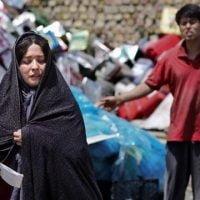 مهراوه شریفی نیا در فیلم کوتاه «پیاده»