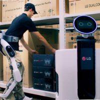 ال جی از ربات اسکلتی CLOi SuitBot طی نمایشگاه ایفا ۲۰۱۸ رونمایی میکند