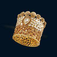 جدیدترین مدل جواهرات برند Hazoorilal Jewellers