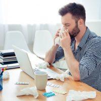 چرا من بیشتر مواقع سرماخوردگی دارم؟