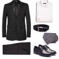 بهترین رنگ کت و شلوار برای پیراهن های سفید
