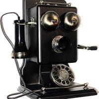 تاریخچه تلفن در ایران