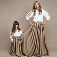 راهنمای ست کردن لباس مادر و دختر