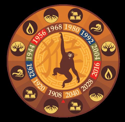 سال میمون