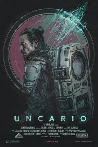 دانلود فیلم آنکاریو Uncario 2021 با دوبله فارسی